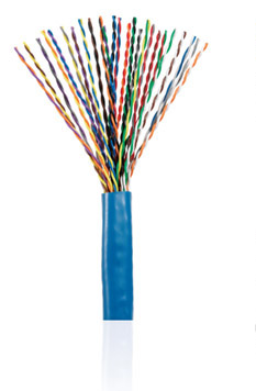ELITE 100TM CAT5E 100MHz UTP 25 Pair CABLE